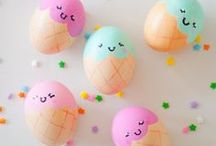 Spring / Easter and other spring celebrations.