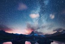 Starry Nights / Starry nights and bright moons.  / by MyFamilyTravels.com