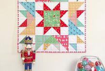 Mini quilts / Mini quilts inspiration