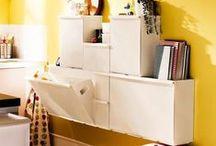 Ideen für mehr Stauraum / Kein Platz mehr? Wetten doch! Unsere cleveren Einrichtungslösungen schaffen nicht nur Ordnung, sondern sehen auch noch attraktiv aus!