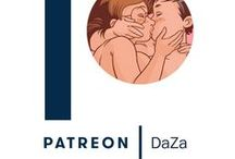 My Patreon / I've decided to launch a Patreon so that your support can help me to create comics, and in return you'll have an early and exclusive access to all I'll produce with your help :) https://www.patreon.com/DaZa