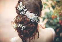 Romantic Hairstyles / by Ivy Long | Edera