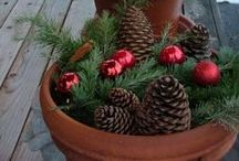 Festive & Fun Holiday DIY / Ideas and inspiration for DIYing decorations for the holidays