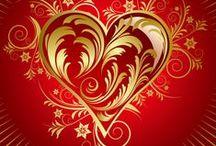 hearts / by Vikki '.'