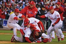Moments & Memories / Historic moments and incredible memories through Phillies team history. / by Philadelphia Phillies