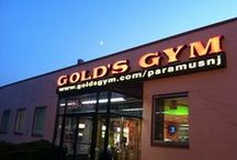 Favorite Places & Spaces / by Gold's Gym Paramus