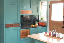 Kitchens I might actually like to cook in