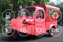 Bemo Project / Revitalize old Daihatsu Trimobile or Midget a.k.a Bemo in Jakarta - Indonesia