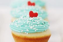 Cupcakes / Happiness in a paper wrapper / by Krystle Smith