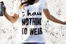 What to Wear / by Krystle Smith