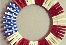Crafts - 4th of July / by Suzanne Zimmer