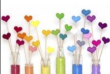 Crafts - Valentine's Day / Love / by Suzanne Zimmer