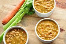 Soups / by Vicki Page