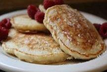 Dine/Breakfast / Breakfast foods / by Shannon Royal