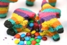 Fun Food & Drinks - Birthdays / Whimsical and fun food and drinks for birthday parties.  / by Suzanne Zimmer