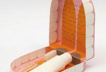 FÖRPACKNINGAR / Emballage, packaging, förpackningar, grafisk design förpackningar,