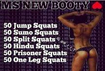 WeRk It / Workin' on my fitness!  / by Kim Sovereen