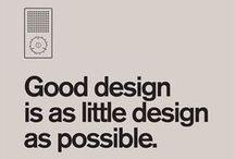 Good Design / by Nasser Maqsood