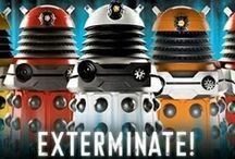 DR WHO board of awesomeness / Dr Who nuff said! / by Kade Kanago
