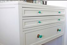 Fabulous Furniture Makeovers / Ideas and inspiration for making over furniture; dressers, chairs, etc.