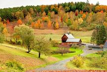 Vermont / by Nancy Colcord