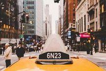 new york city / by Catherine Soriano