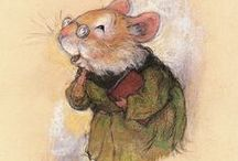 Children's Book Illustrators / Some of the most beautiful and underrated art is found in children's books