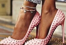 Shoes: High Heels / # Heels # Stillettos # Wedges