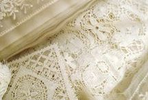 Lovely Lace / Beautiful examples of lace / by Ivy Long | Edera