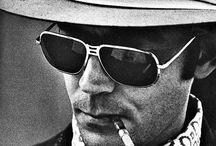 Hunter S.Thompson / One of my other personalities is HST