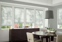 Hunter Douglas Window Fashions / Well-designed window fashions do more than simply cover a window. At Hunter Douglas, form and function are inseparable.