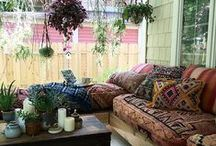 Boho Chic / Inspired by all things bohemian.