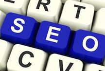SEO. / Search engine optimization is a methodology of strategies, techniques and tactics used to increase the amount of visitors to a website by obtaining a high-ranking placement in the search results page of a search engine such as Google, Bing, Yahoo and other search engines.