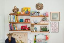 bookcase kidsroom / by sweettimes.at