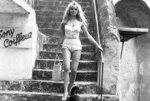 RIVIERA CHIC / riviera chic, riviera fashion, beach fashion, french chic, Brigitte Bardot,