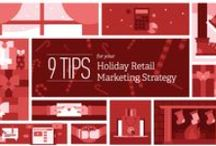 Holiday Marketing. / Marketing campaigns centered around the holiday season.