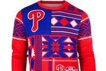 Ultimate Phillies Fan Gift Guide / Need inspiration for the holidays? The Phillies have the perfects gifts for fans of all ages available at the Majestic Clubhouse Store or online: http://atmlb.com/1r6sm8H!  Check out the Phillies holiday gifts at one of the free holiday fan events at Citizens Bank Park: http://atmlb.com/1LcqK48