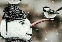 Weihnachten/Winter