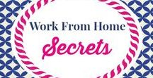 Work From Home Secrets / Welcome! This group board is open to Work at Home Moms & others that love living the dream of working from home! A few things to remember: Pin max is 5x a day, 1:1 {for every pin you add to this board, you must share one}, vertical pins only {the taller the better}.  In order to join this board please do the following: FOLLOW ME, Ryan,  {Secrets of a WAHM} and email me to request an invite at secretsofawahm1 {at} gmail.com.  Happy Pinning! XO.