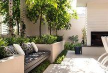 outdoor living / by Christi Huntsman