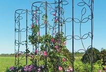 Iron Work Design / by Lawncare Plus Design~Landscaping Hardscaping Patios Gardening