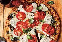 pizza/calzones