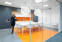 Break for lunch in style / Break room design ideas