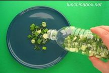 Cool Kitchen Tips / by Ronda Hill
