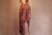 Plaid,Tartan, Tweed / by Ora Fine