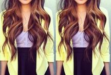 Hair Envy. / by Natalie Robb