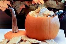 pumpkin & ginger recipes