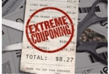 Extreme Couponing / Learn How to Use Coupons. How to Extreme Couponing Tips for every level from shopping at the grocery store to finding coupons and getting free stuff. Money Saving TIPS and HACKS to get the best Deals!
