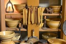 prim yellow ware