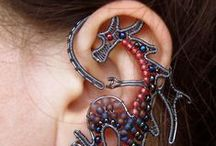 Jewelry inspirations - Wirework & Metal / by Heather Merrifield